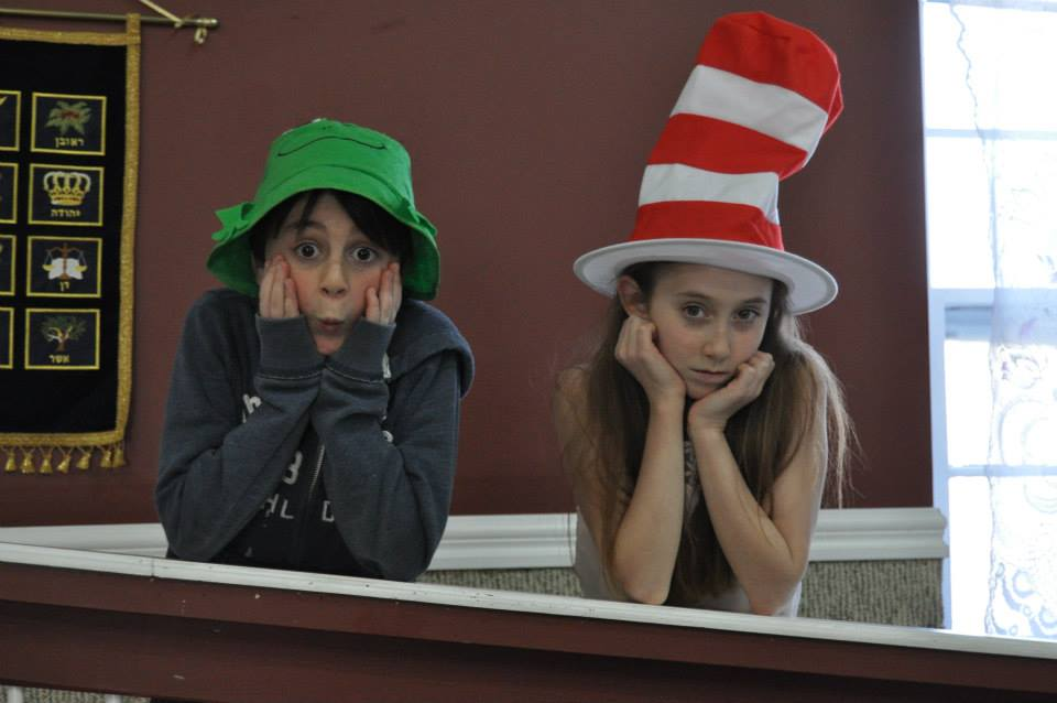 Performance of The Cat in the Hat